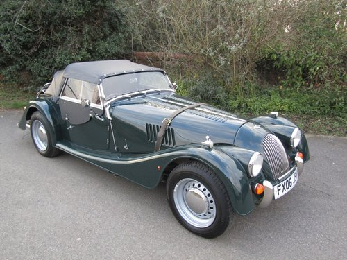 2006 Morgan 4/4 70th Anniversary Edition SOLD (picture 3 of 6)