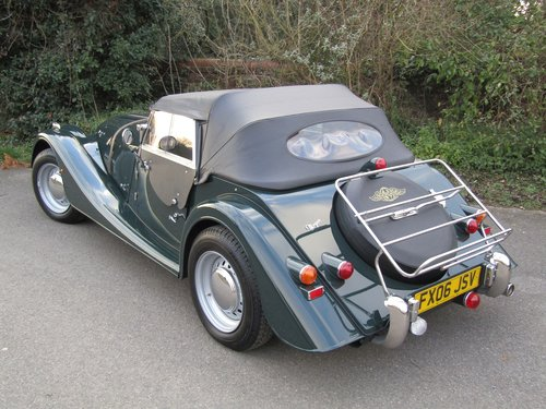 2006 Morgan 4/4 70th Anniversary Edition SOLD (picture 4 of 6)
