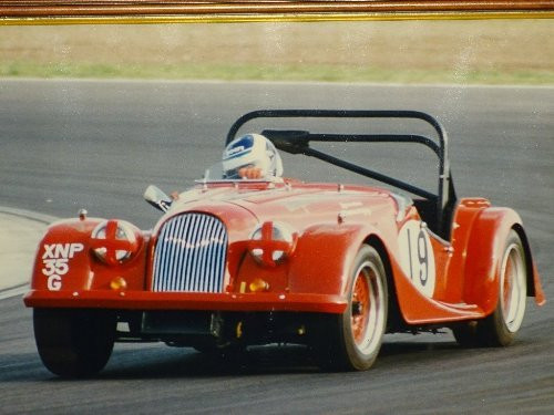 1969 Morgan Plus 8 THE LAWRENCETUNE MORGAN PLUS 8 For Sale (picture 1 of 6)