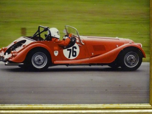 1969 Morgan Plus 8 THE LAWRENCETUNE MORGAN PLUS 8 For Sale (picture 2 of 6)