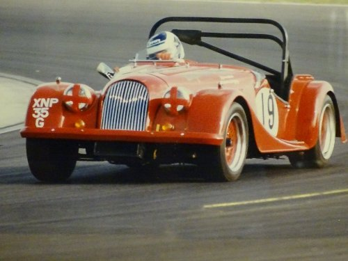1969 Morgan Plus 8 THE LAWRENCETUNE MORGAN PLUS 8 For Sale (picture 4 of 6)