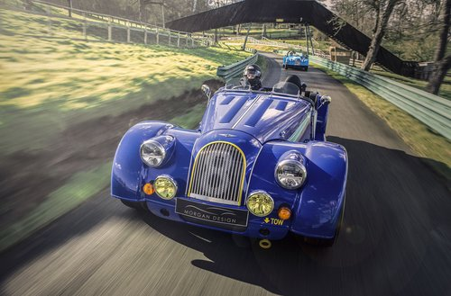 2018 Morgan Plus 8 50TH Anniversary (1 of only 50 cars worldwide) SOLD (picture 1 of 6)