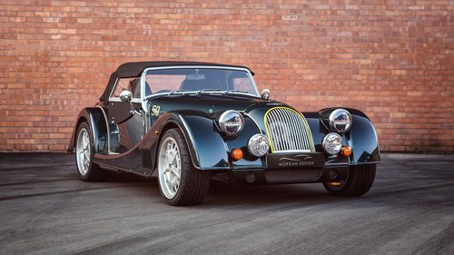2018 Morgan Plus 8 50TH Anniversary (1 of only 50 cars worldwide) SOLD (picture 2 of 6)
