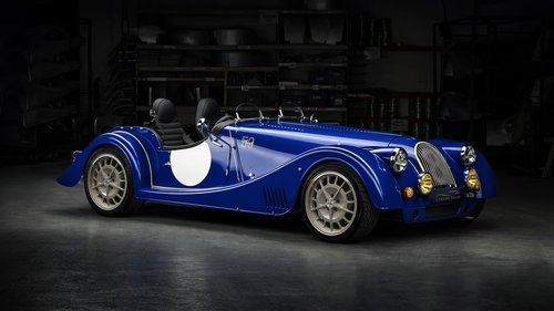 2018 Morgan Plus 8 50TH Anniversary (1 of only 50 cars worldwide) SOLD (picture 3 of 6)