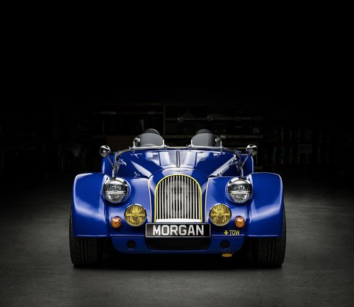 2018 Morgan Plus 8 50TH Anniversary (1 of only 50 cars worldwide) SOLD (picture 4 of 6)