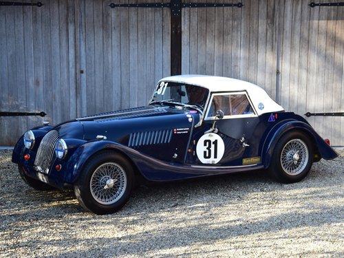 1963 Morgan Plus 4 Super Sports FIA Historic Racecar SOLD (picture 1 of 6)
