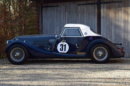 1963 Morgan Plus 4 Super Sports FIA Historic Racecar SOLD (picture 2 of 6)
