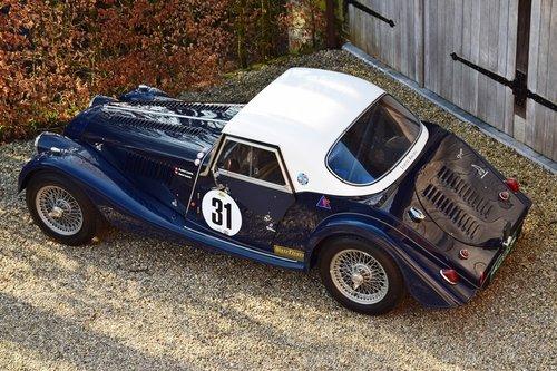 1963 Morgan Plus 4 Super Sports FIA Historic Racecar SOLD (picture 3 of 6)