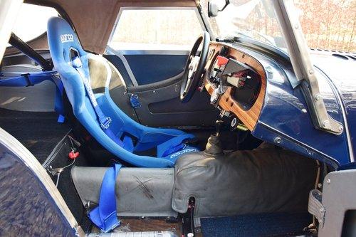 1963 Morgan Plus 4 Super Sports FIA Historic Racecar SOLD (picture 4 of 6)