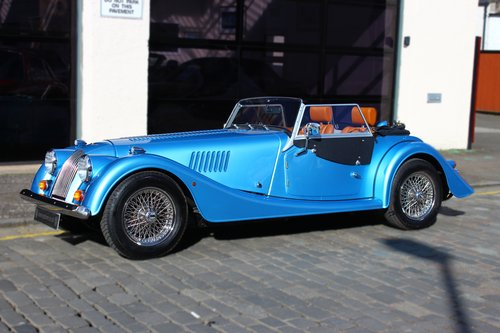 2013 Morgan 4/4 1.6 2dr VERY LOW MLS & LIKE NEW SOLD (picture 1 of 6)