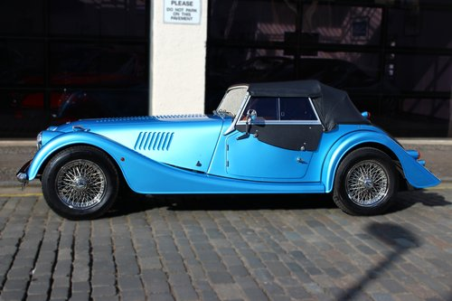 2013 Morgan 4/4 1.6 2dr VERY LOW MLS & LIKE NEW SOLD (picture 3 of 6)