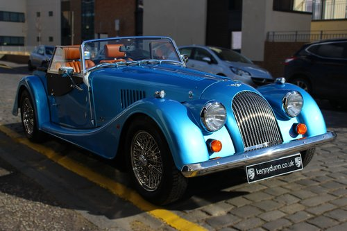 2013 Morgan 4/4 1.6 2dr VERY LOW MLS & LIKE NEW SOLD (picture 6 of 6)