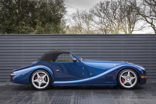 2002 Morgan AERO EIGHT ONLY 4800 MILES SOLD (picture 3 of 6)