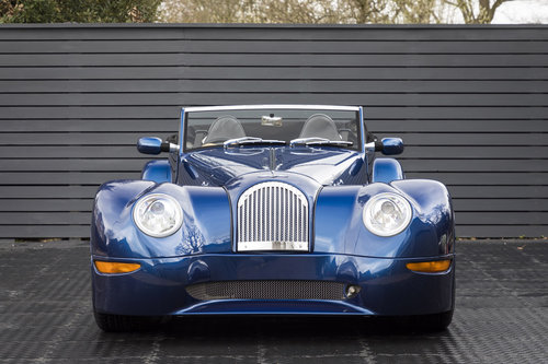 2002 Morgan AERO EIGHT ONLY 4800 MILES SOLD (picture 4 of 6)