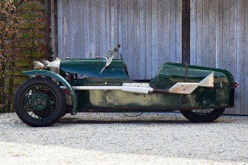1934 Unrestored Morgan Super Sports For Sale (picture 2 of 6)