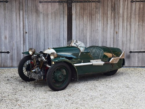 1934 Unrestored Morgan Super Sports For Sale (picture 1 of 6)
