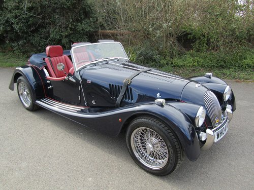 2004 Morgan Roadster 3.0 V6 SOLD (picture 1 of 1)
