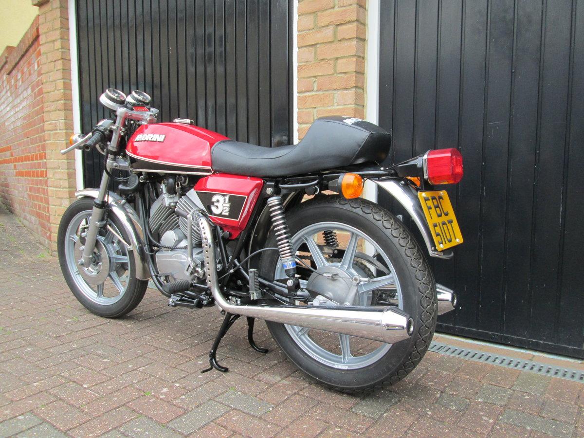 1979 Motomorini 350 Sport  For Sale (picture 2 of 5)
