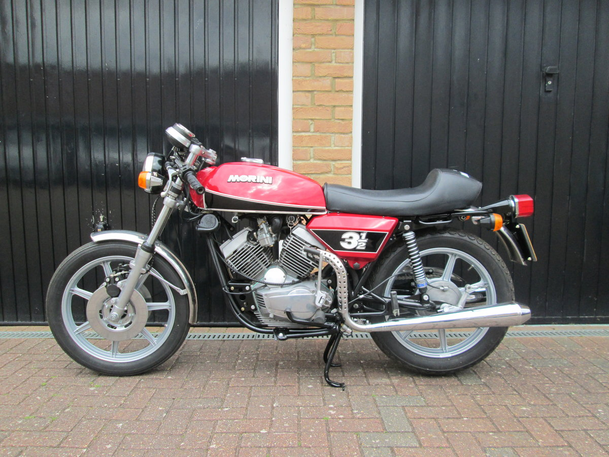 1979 Motomorini 350 Sport  For Sale (picture 3 of 5)