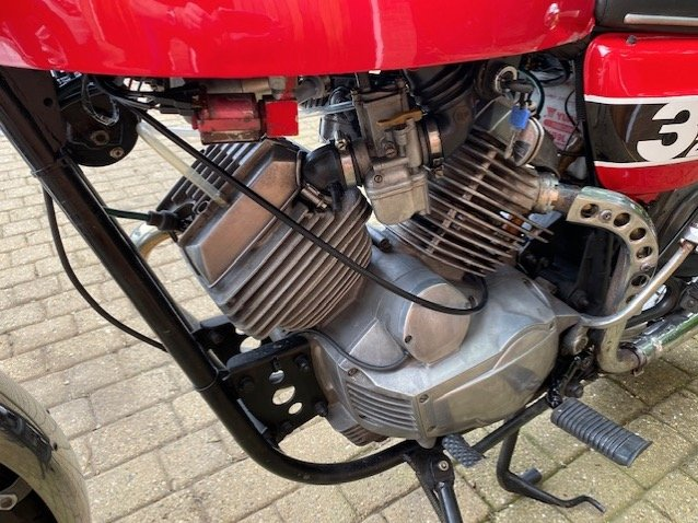 1976 Moto Morini 3 1/2 Sport For Sale (picture 4 of 6)