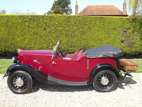 1938 Morris 8 Four Seater Tourer SOLD (picture 5 of 6)