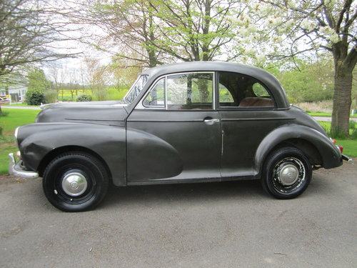 1953 MORRIS MINOR 'SPLIT SCREEN' ** SOLD ~ OTHERS WANTED ** For Sale (picture 1 of 6)