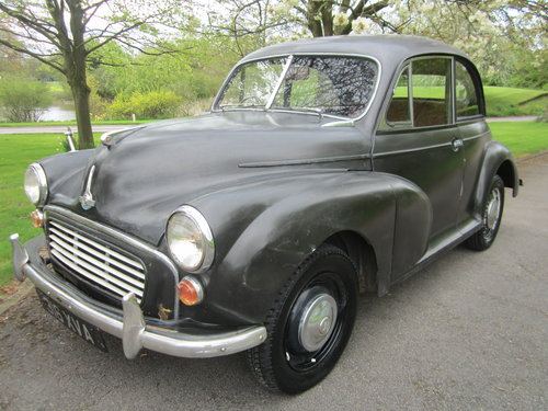 1953 MORRIS MINOR 'SPLIT SCREEN' ** SOLD ~ OTHERS WANTED ** For Sale (picture 2 of 6)
