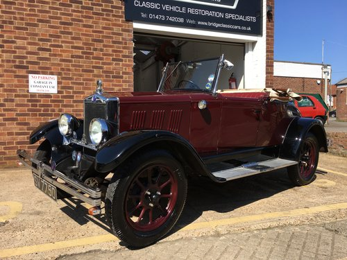 1929 Morris Cowley - Impeccable History, Absolute Gem SOLD (picture 2 of 6)