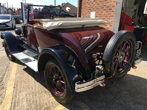 1929 Morris Cowley - Impeccable History, Absolute Gem SOLD (picture 5 of 6)