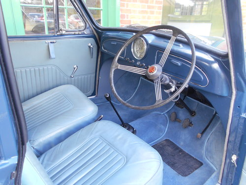 1963 Morris Minor 1000 Convertible  For Sale (picture 4 of 6)