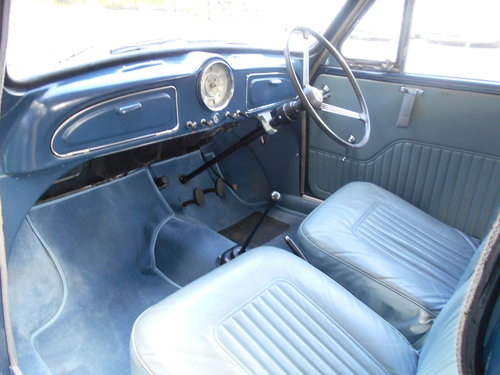 1963 Morris Minor 1000 Convertible  For Sale (picture 5 of 6)