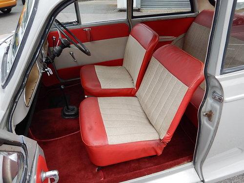 1962 MORRIS MINOR 1000 Two Door Saloon  SOLD (picture 5 of 6)