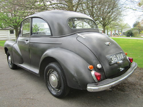 1953 MORRIS MINOR 'SPLIT SCREEN' **SOLD ~ OTHERS WANTED  ** For Sale (picture 2 of 6)