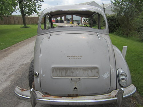1965 MORRIS MINOR 'EYDA'  * SOLD ~ 07739 329 389 ~ SOLD * For Sale (picture 2 of 6)