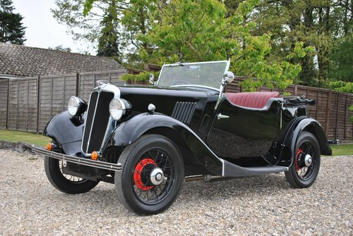Morris 8 Two Seat Tourer 1937 Series One  SOLD (picture 6 of 6)