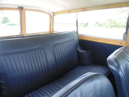 1971 Morris Minor 1000 Traveller SOLD (picture 5 of 6)
