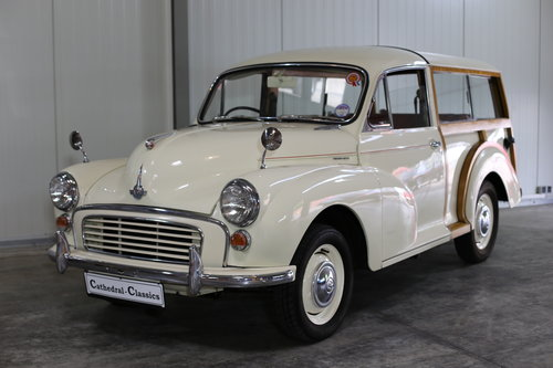 1967 Charming restored Morris Minor Traveller SOLD (picture 1 of 6)