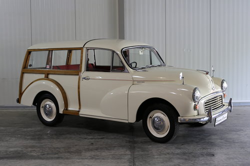 1967 Charming restored Morris Minor Traveller SOLD (picture 2 of 6)