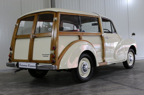 1967 Charming restored Morris Minor Traveller SOLD (picture 3 of 6)