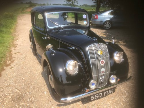 1947 Morris 8 E Classic Vintage Car SOLD (picture 1 of 6)