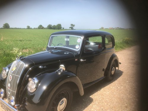 1947 Morris 8 E Classic Vintage Car SOLD (picture 2 of 6)
