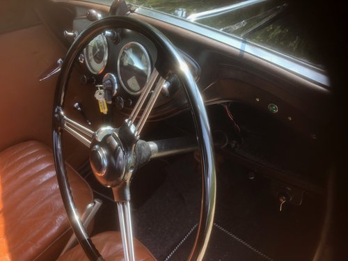1947 Morris 8 E Classic Vintage Car SOLD (picture 4 of 6)