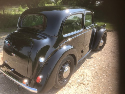 1947 Morris 8 E Classic Vintage Car SOLD (picture 6 of 6)
