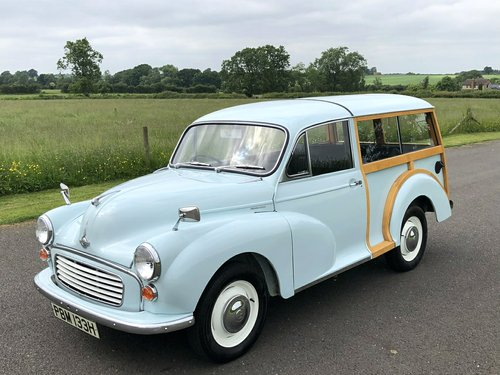 1970 Morris Traveller 1098cc SOLD (picture 1 of 6)