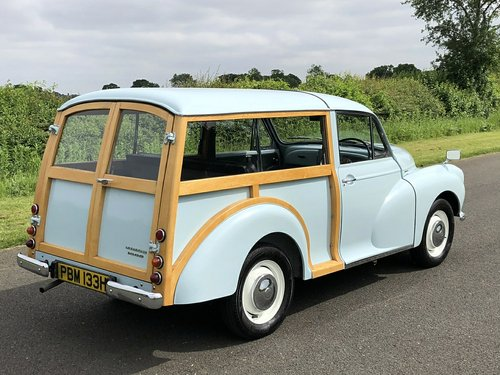 1970 Morris Traveller 1098cc SOLD (picture 4 of 6)