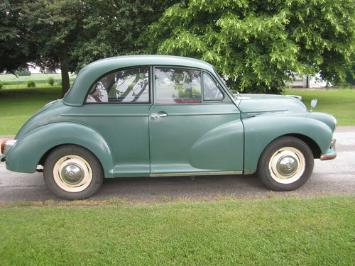 1968 MORRIS MINOR **SOLD ~ OTHERS WANTED 07739 329 389 ~ SOLD** For Sale (picture 1 of 6)