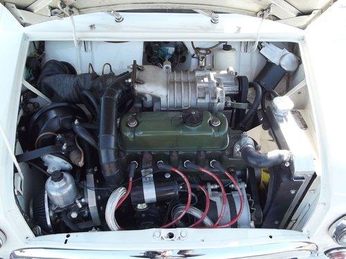 1963 MORRIS MINI COOPER S 1275 MKI SALOON (concours conditio SOLD (picture 5 of 6)