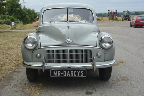 1954 Morris Minor split screen for sale SOLD (picture 1 of 6)