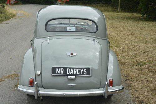 1954 Morris Minor split screen for sale SOLD (picture 2 of 6)