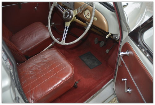 1954 Morris Minor split screen for sale SOLD (picture 5 of 6)